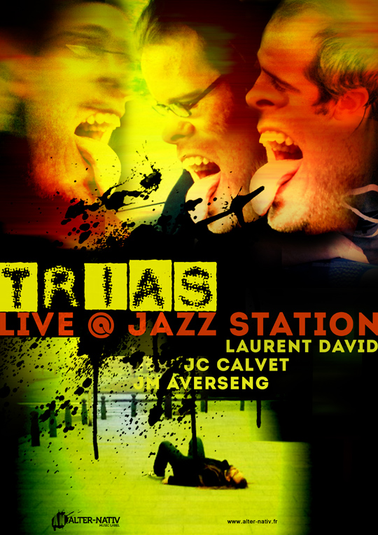 trias live jazz station